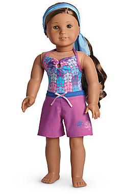 Kanani's Beach Outfit