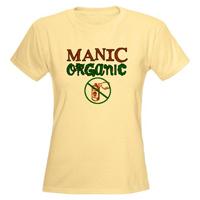 Manic Organic Cotton Tee