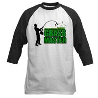 Grass Masters Baseball Jersey