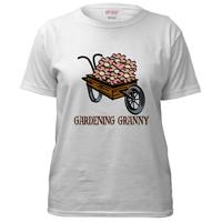 Gardening Granny Tee