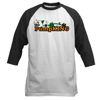 The PumpKing Baseball Jersey