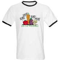 Save The Veggies! Organic Cotton Tee
