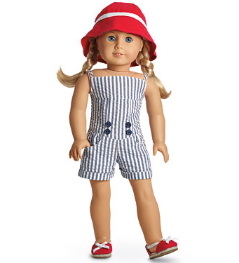 Sea Breeze Outfit for dolls