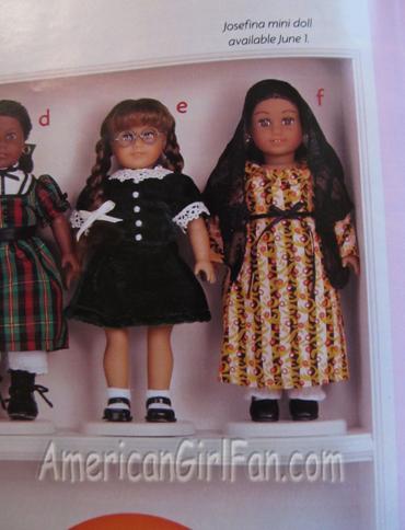 Mini Molly and Josefina