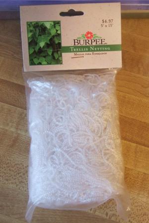 Burpee Trellis Netting