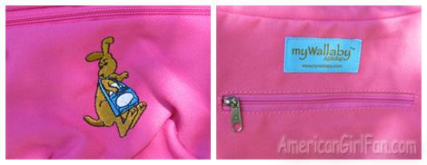 Bag details
