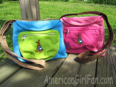 Both Bag colors