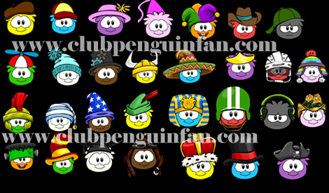Club penguin puffle hat adder club penguin cheats 2013 share the