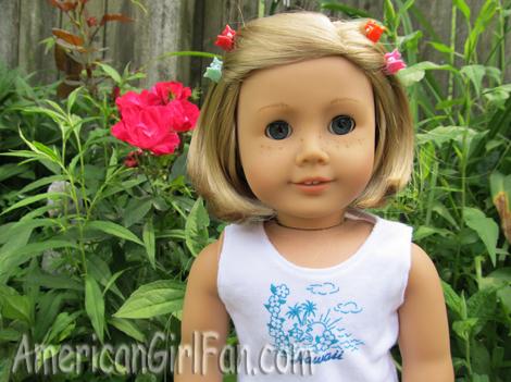 Summer American Girl Doll Hairstyles Americangirlfan