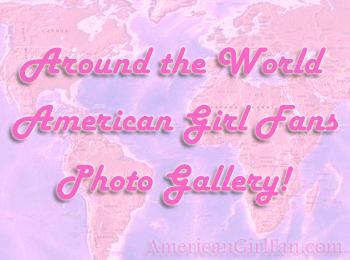 Around the World American Girl Fans logo2