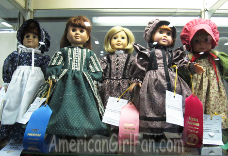 Pioneer colonial doll clothes