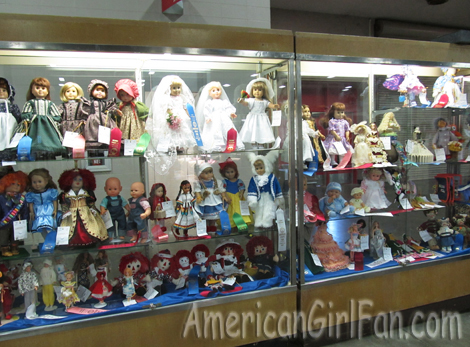 Doll cases