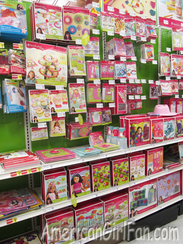 American Girl Party Products At Michaels AmericanGirlFan