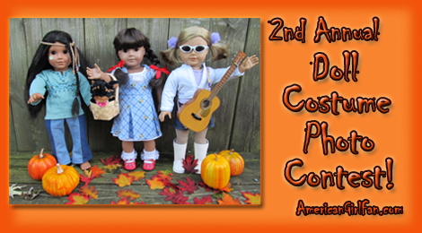Doll Costume Photo Contest Banner1