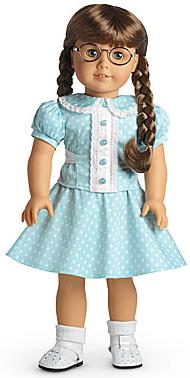 Mollys Polka dot outfit