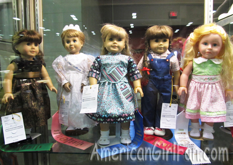 Modern doll clothes