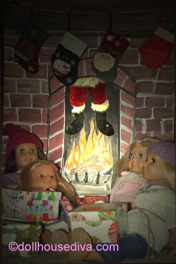 AnnaMarie with Chrissa Sierra Anna and Julie
