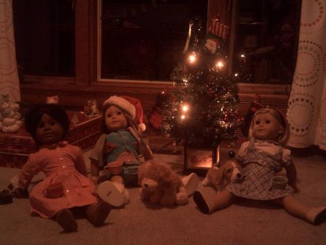 Hannah's dolls