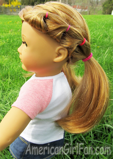 Hairstyles For Layered American Girl Doll Hair Americangirlfan