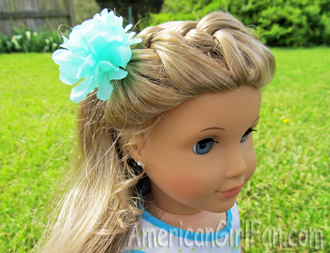 cute hairstyles for black females : cute american girl doll hairstyles
