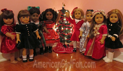 All my dolls with cecile2