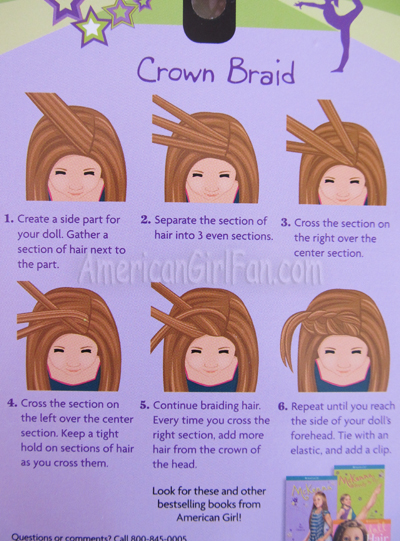 The Crown Braid AG Instructions