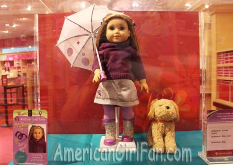 McKenna Umbrella outfit