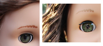 Clue for dolls