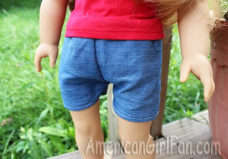 Mias shorts