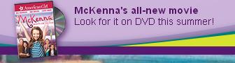 American Girl McKenna Movie