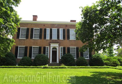 Stephen Foster cousins Home
