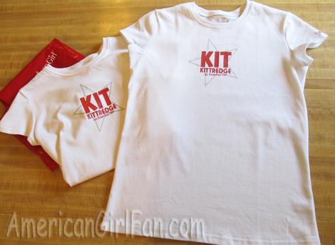 Kit shirts