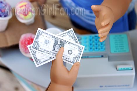 Money for snocones