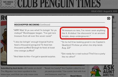 Rockhopper news