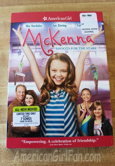 Mckenna movie American Girl