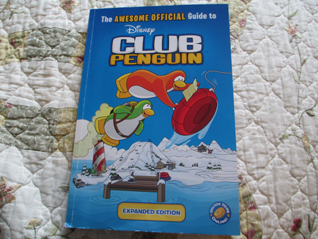 Awesome guide to club penguin book