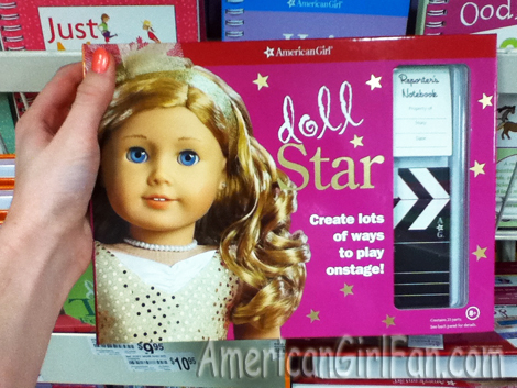 The Doll Star Book