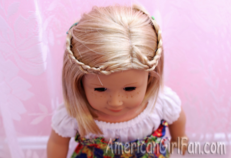 Hairstyles for Srt American Girl Doll Hair! (AmericanGirlFan)