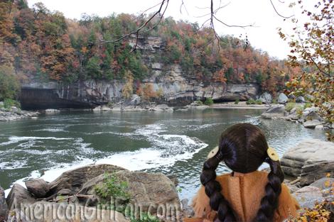 Kaya overlook river