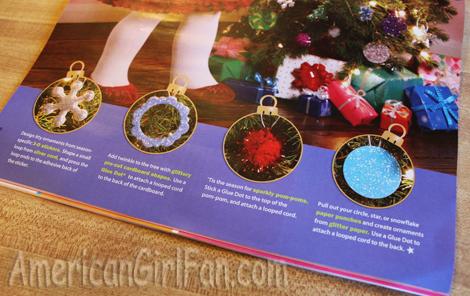 Ornaments up close