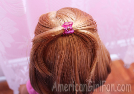 Super Hairstyles For Short American Girl Doll Hair Americangirlfan Short Hairstyles Gunalazisus