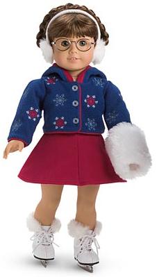 Molly Skating Outfit