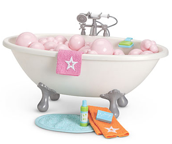 Bubble Bathtub