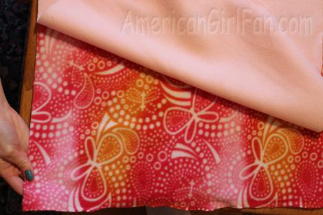 Both fabrics
