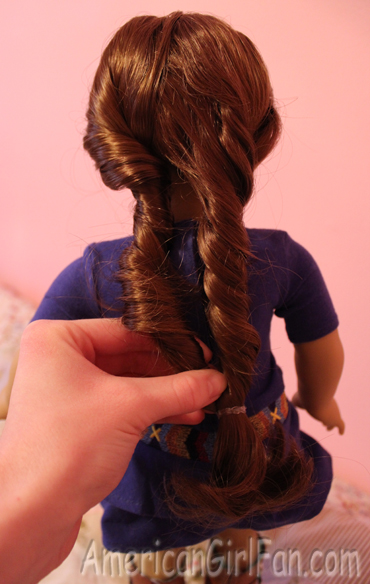 Cute Hairstyles For American Girl Doll Saige Hairstyles By