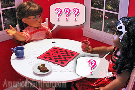 Checkers with Molly and Cecile1 87 fav