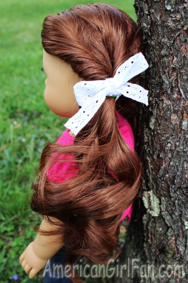 cute hairstyles for black females : Easy Doll Hairstyles for Spring! (AmericanGirlFan)