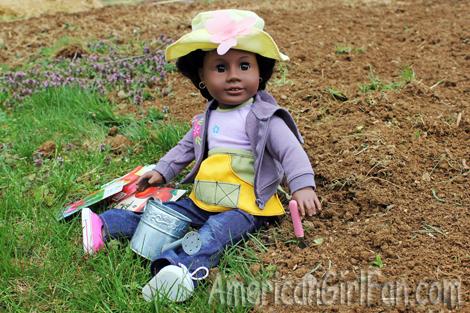 Addy planting