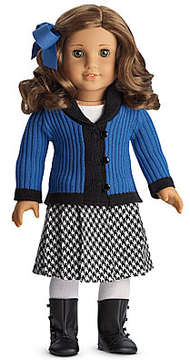 Rebecca School Outfit