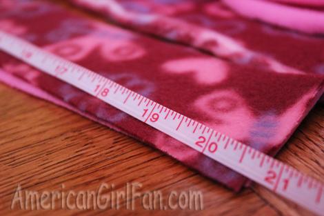 Twenty inches
